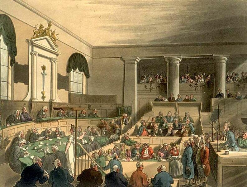 Old Bailey: julgamentos criminais em Londres