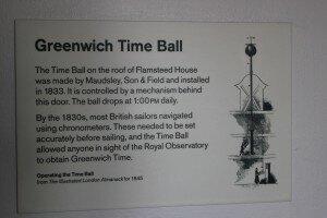 Observatório Real de Greenwich - Mapa de Londres