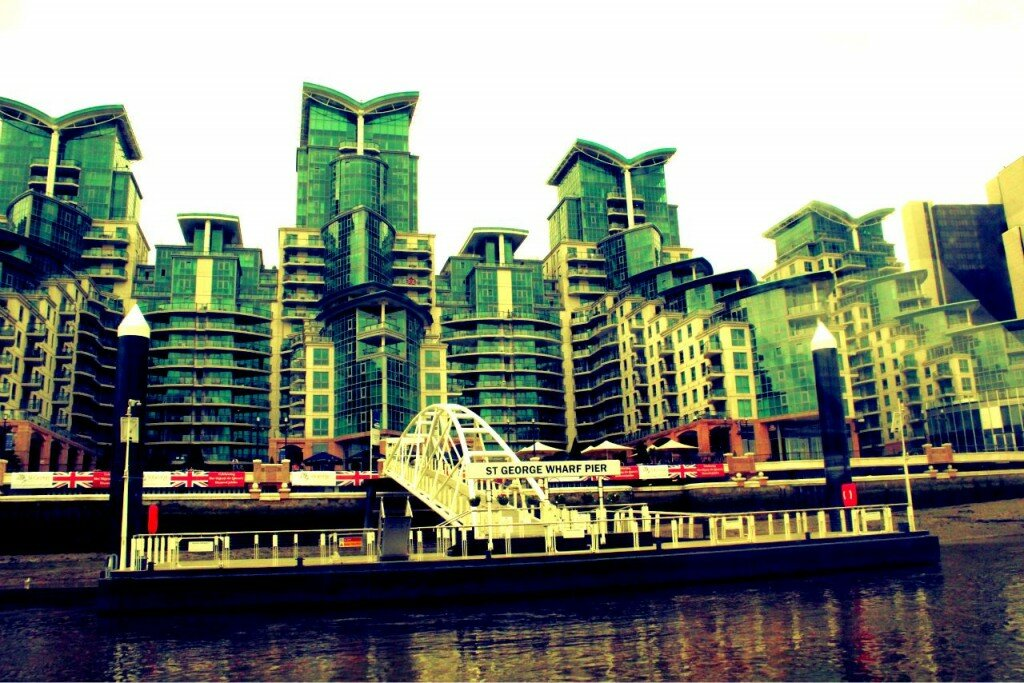 Passeios de barco em Londres