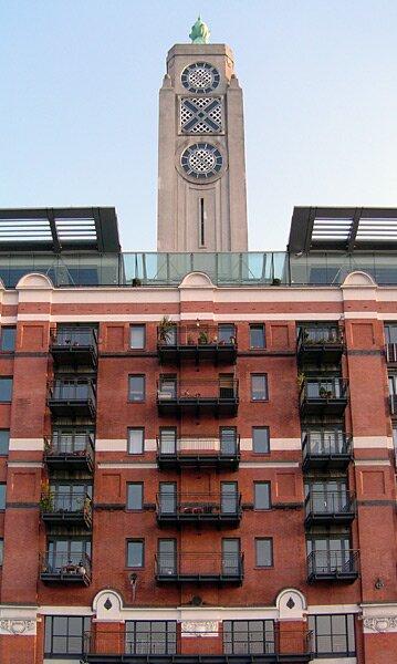 Restaurante da OXO Tower de Londres