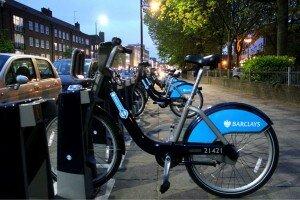 Encontrar a estação de bicicletas mais próxima é uma das funcionalidades dos apps. Foto: Mapa de Londres