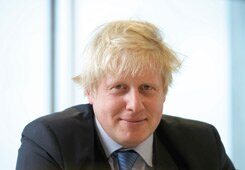 Prefeito de Londres, Boris Johnson