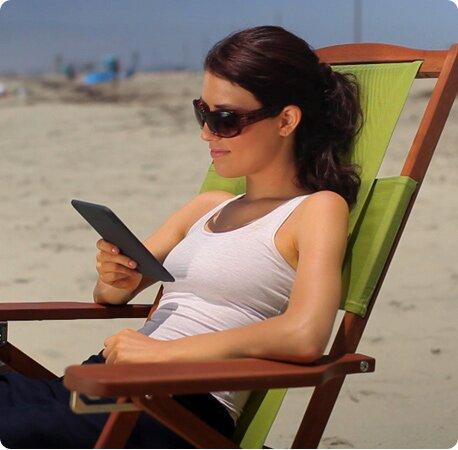 Kindle para viagem