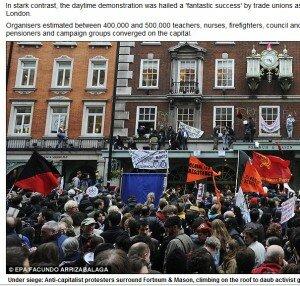 Anarquia em Londres