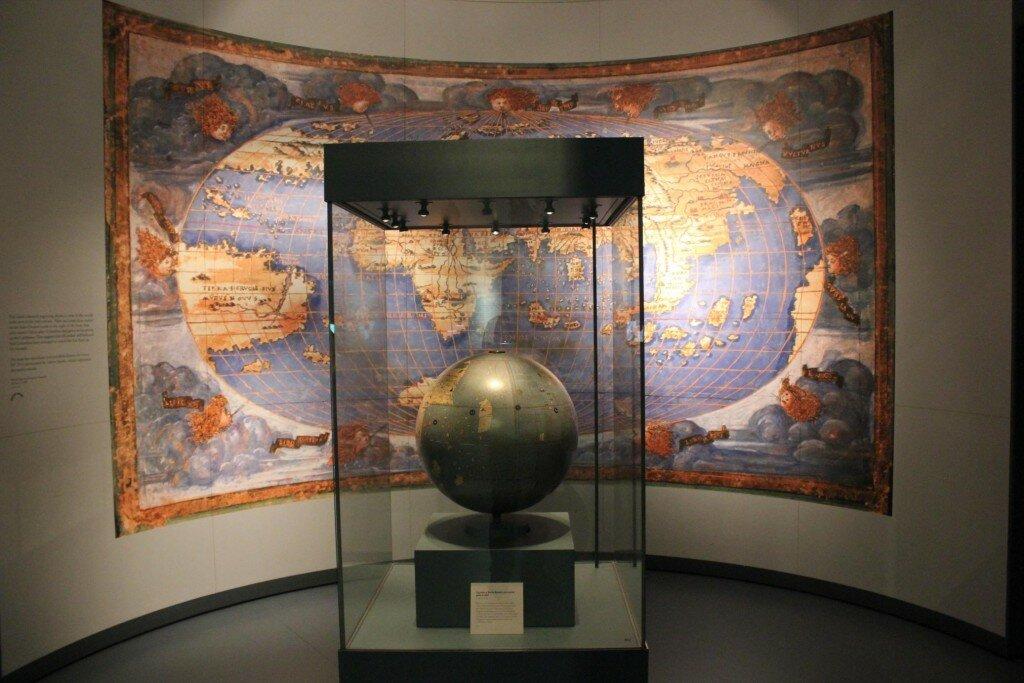 História marítima do império é contada no museu. Fotos: Mapa de Londres