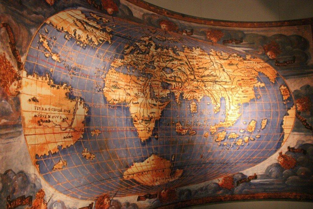 Museu Nacional Marítimo - Mapa de Londres