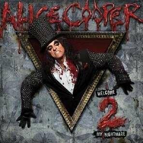 Alice Cooper aterroriza Londres