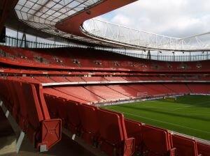 Futebol é turismo em Londres