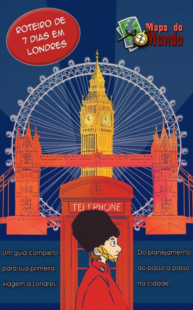 Roteiro de 7 dias em Londres