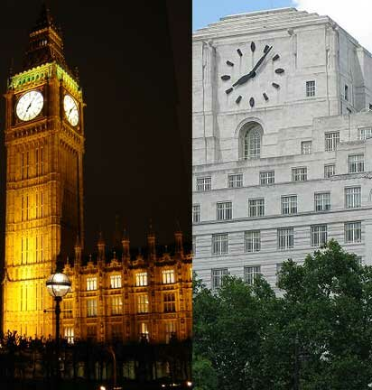 O maior relógio de Londres