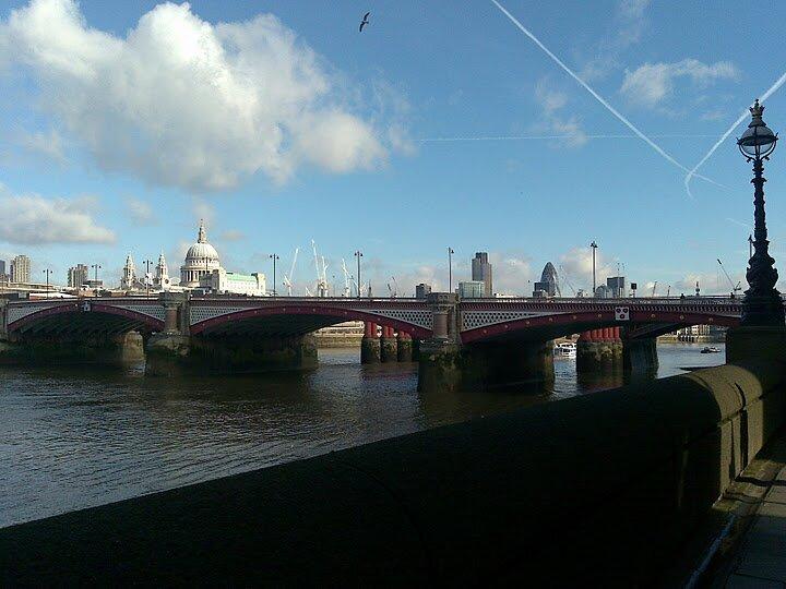 Minha Londres: Heloisa Righetto