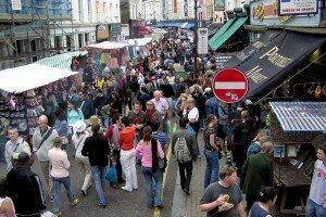 Feiras e mercados de rua de Londres
