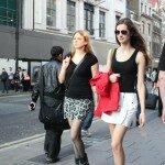 People Watching em Londres