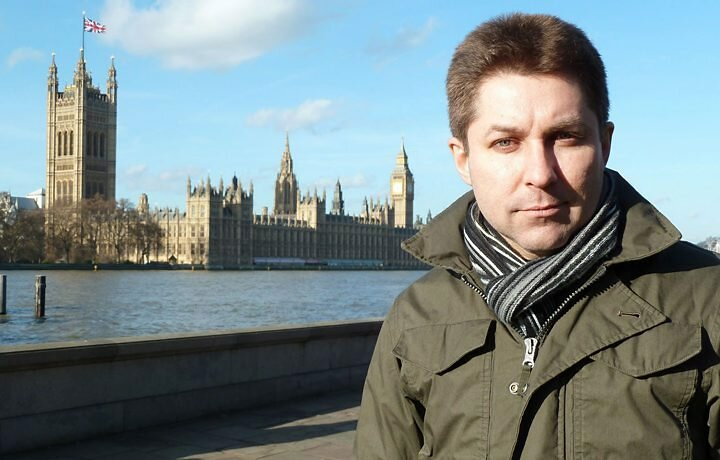 Minha Londres: Marcos Losekann