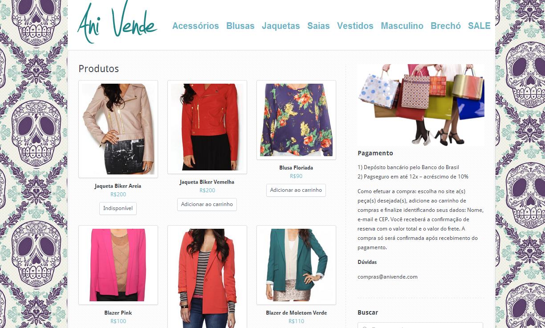 Leitores têm 20% de desconto em blog de moda