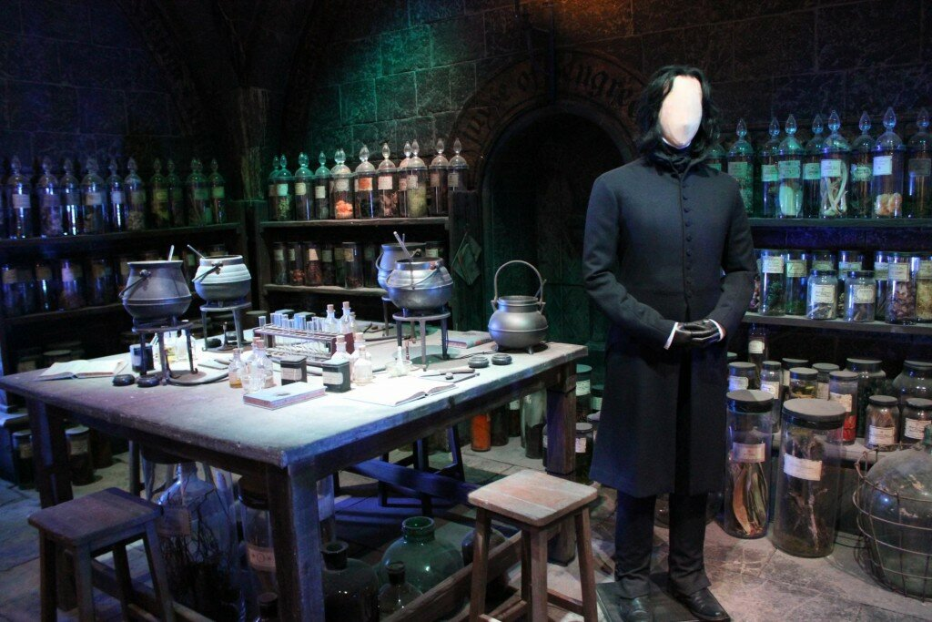 Sala do professor Snape