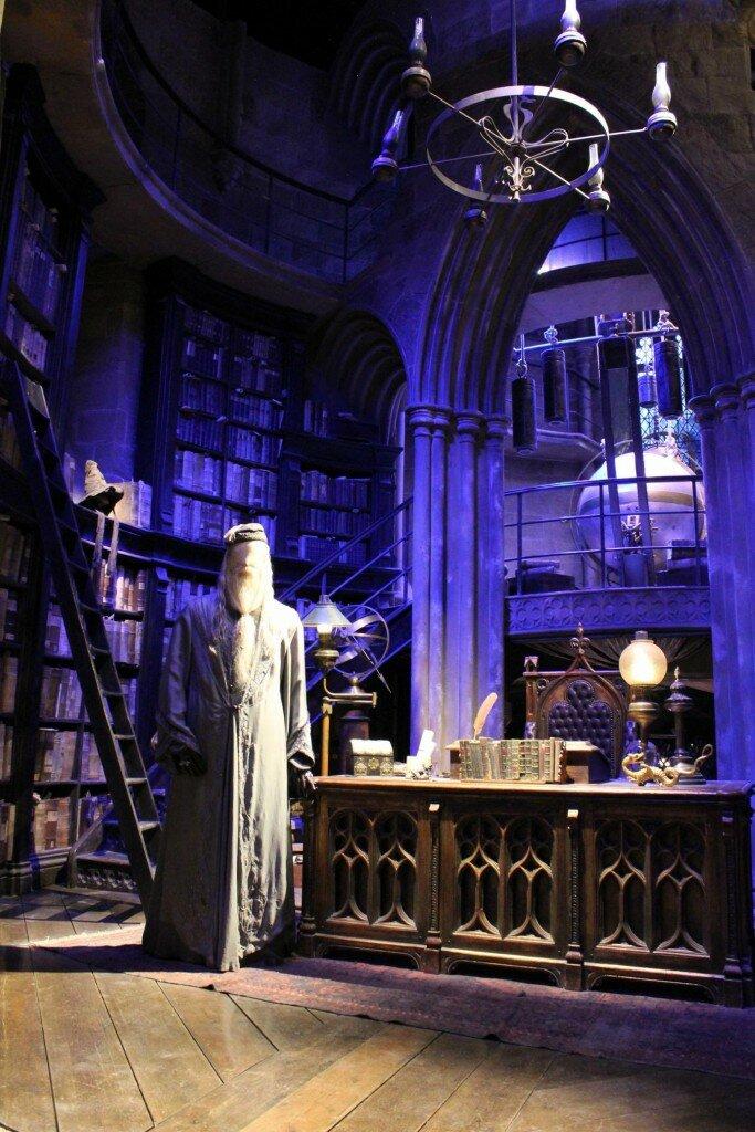 Escritório do Dumbledore
