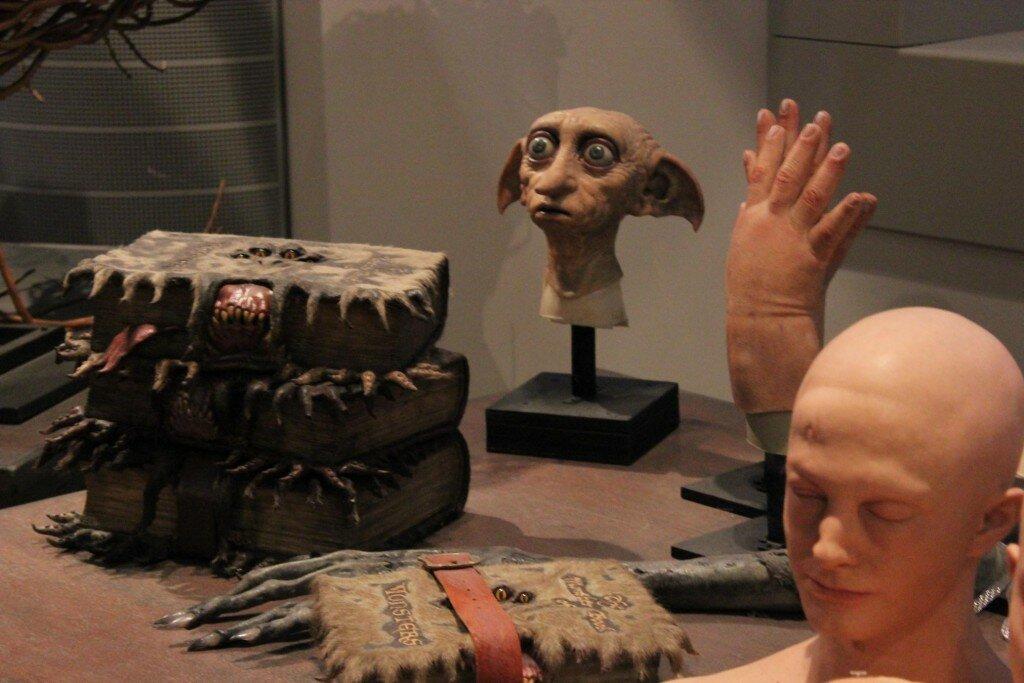 Livro dos Monstros e o Dobby