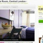 Hospedagem alternativa em Londres