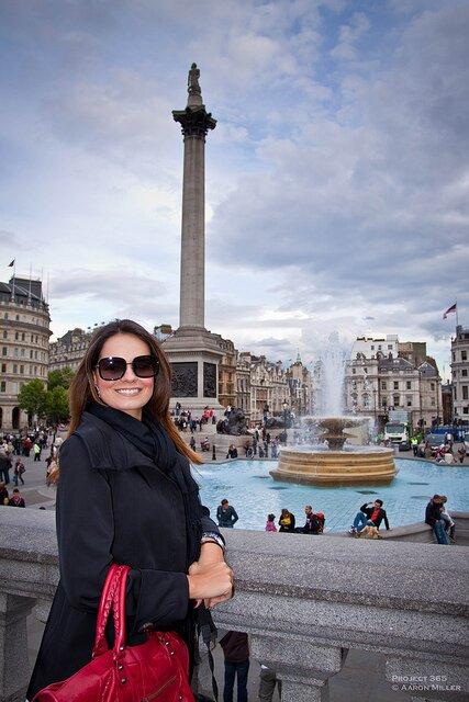 Minha Londres: Adriana Miller, do Dri Everywhere