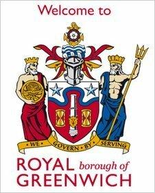 Festa Real em Greenwich