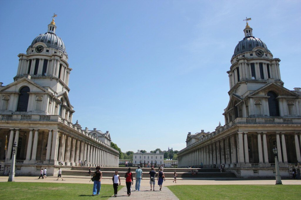 Como visitar o Old Royal Naval College em Greenwich
