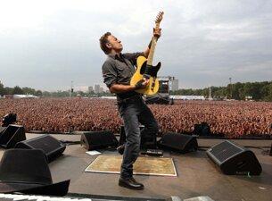 Bruce Springsteen em Londres