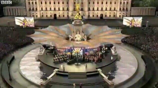 Concerto do Jubileu de Diamante da Rainha