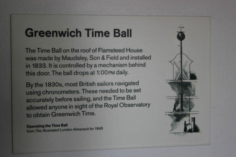 Como passar o tempo em Greenwich