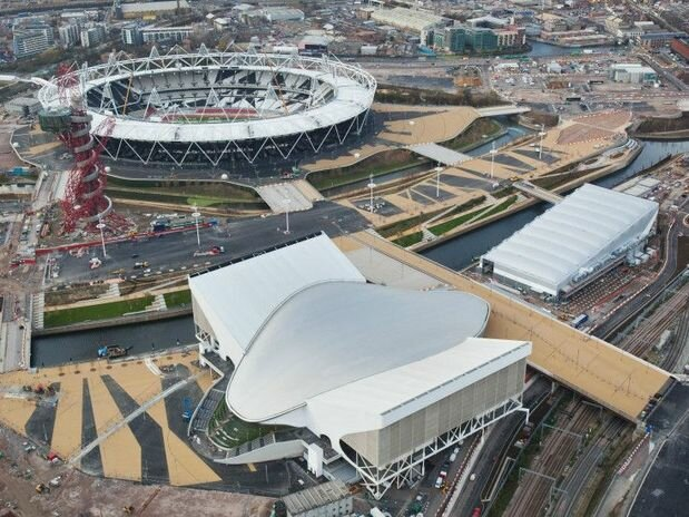 Parque Olímpico terá semana de testes