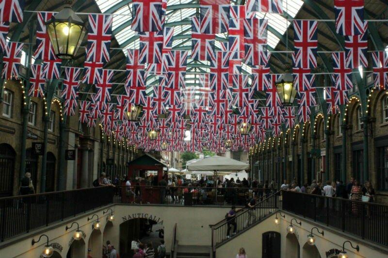 Britânicos se interessam mais pelo Jubileu do que pelas Olimpíadas