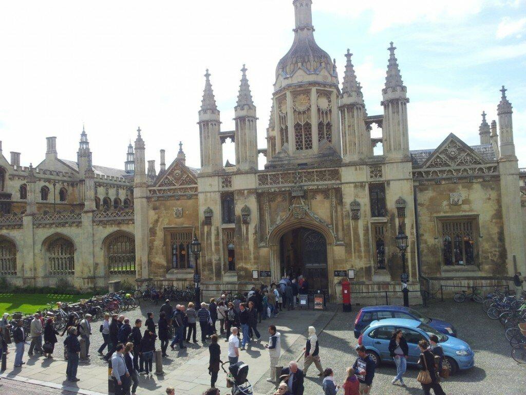 As melhores universidades da Inglaterra
