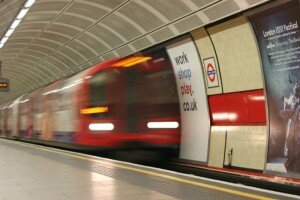 Foto: Gustavo Heldt, Mapa de Londres