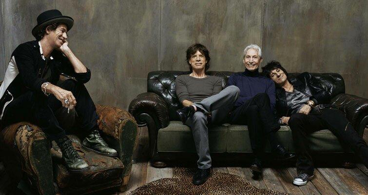 Exposição: 50 anos dos Rolling Stones