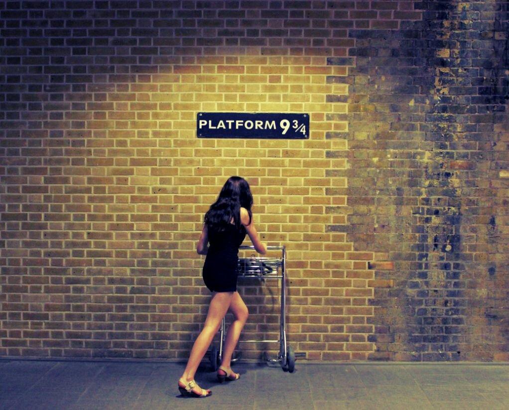 Plataforma. Foto: Mapa de Londres