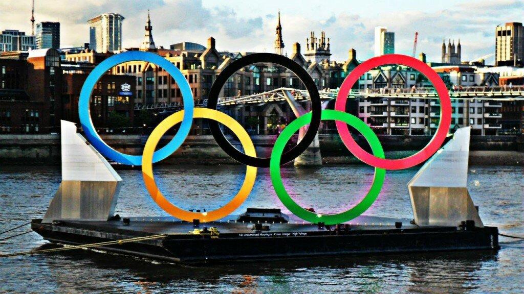 Londres durante as Olimpíadas