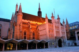 Guildhall. Foto: Vincent Travi, MdM