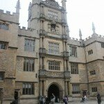Bodleian Library - Oxford - Mapa de Londres