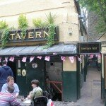 The Turf Tavern - Oxford - Mapa de Londres