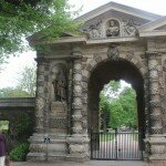 Jardim Botânico de Oxford - Mapa de Londres