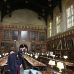 Christ Church College - Oxford - Mapa de Londres