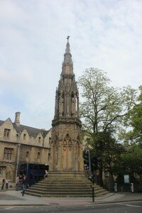 Oxford - Mapa de Londres