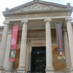 The Ashmolean Museum of Art & Archaeology - Oxford - Mapa de Londres