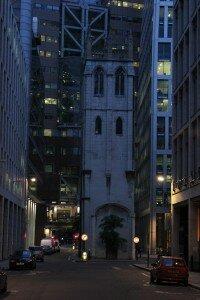 Tour a pé: Londres mal-assombrada