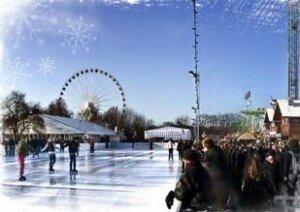 Pistas de patinação no gelo reabrem em novembro