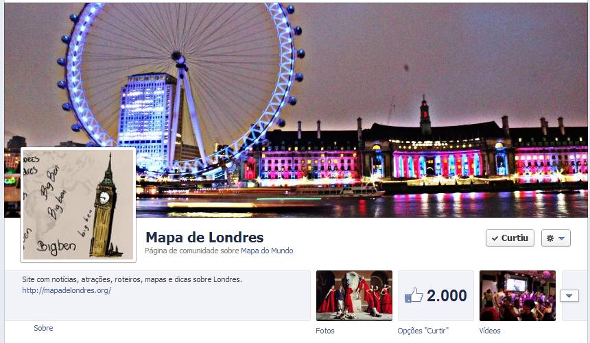 2 mil likes no Facebook