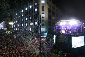 Decoração de Natal em 2012