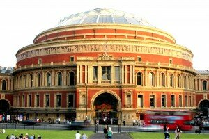 Royal Albert Hall. Foto: Vincent Travi, Mapa de Londres