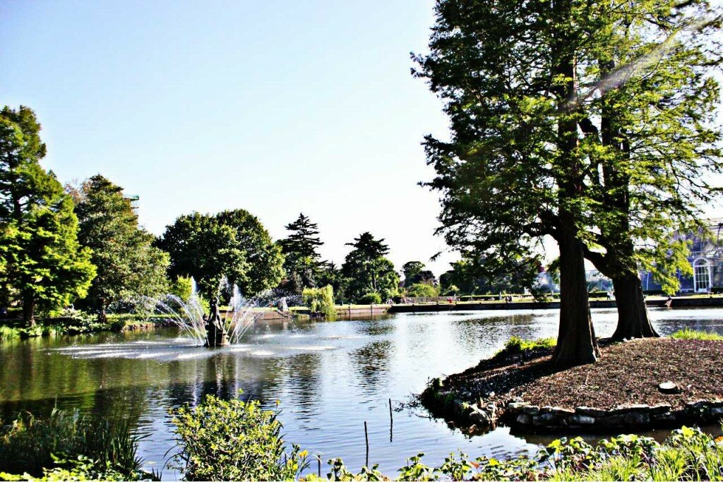 Kew Gardens. Foto: Vincent Travi, Mapa de Londres