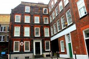 A Casa de Samuel Johnson